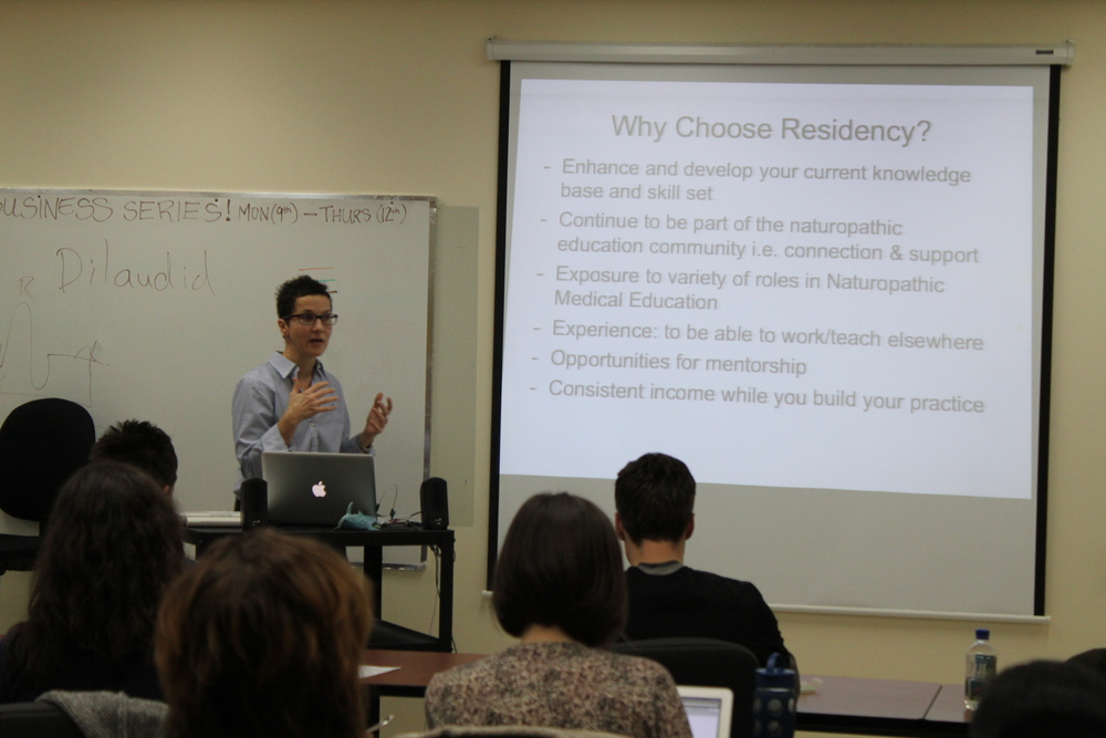 Residency Discussion - Dr. Georgousis