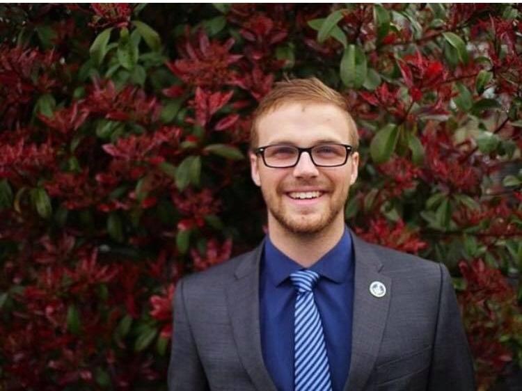 Garrett Alexander, 2nd Year Boucher Student, BNSA Co-President