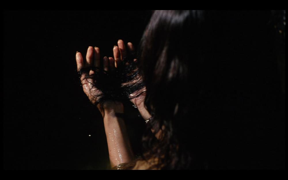Hideo Nakata. Ring. Film still, 1998.