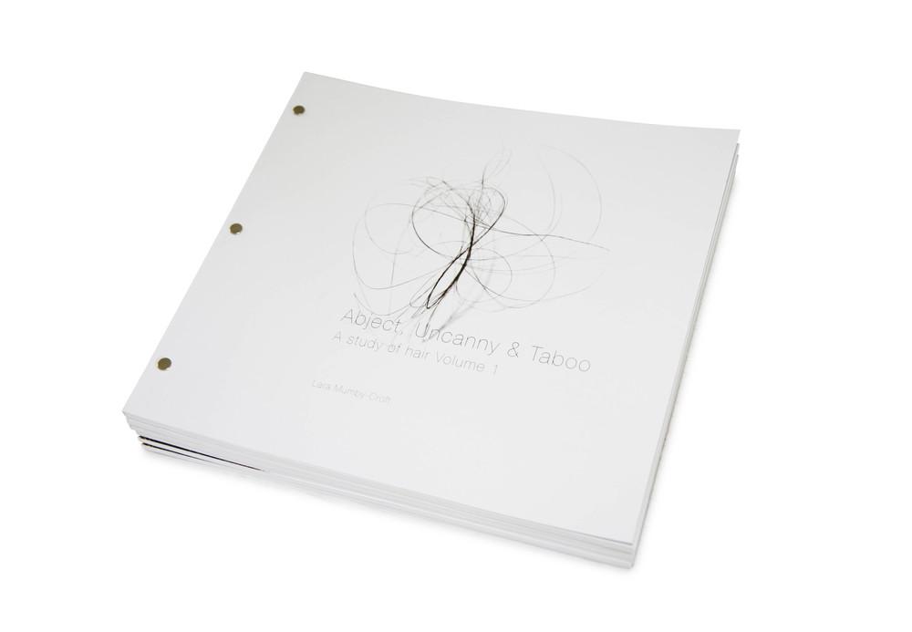 Volume 1 contextual portfolio 2013