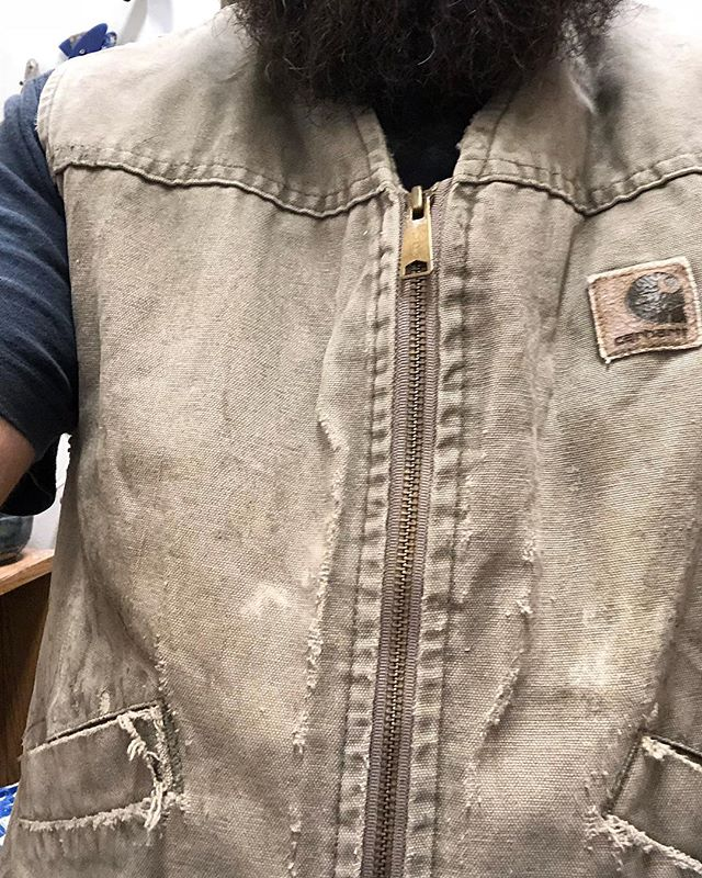 Still going strong after 10+ years @sfleck46 @coldh2otom #carhartt