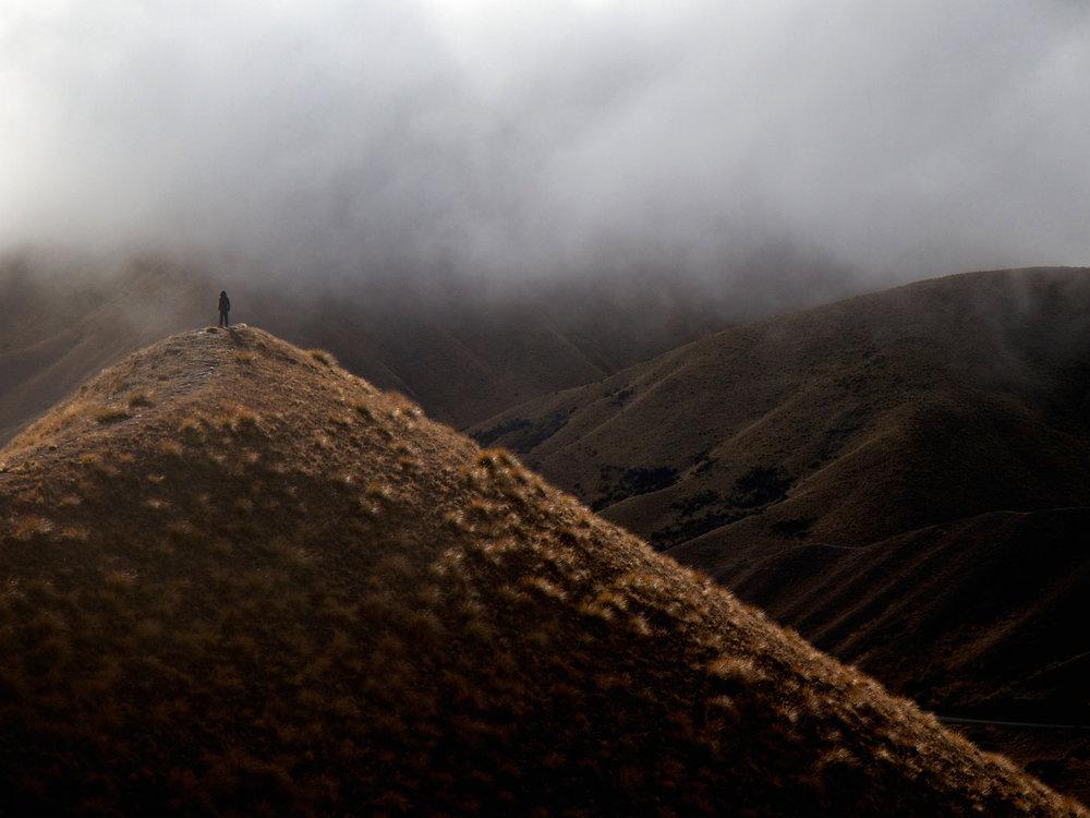Nephew Wes, South Island NZ, Digital