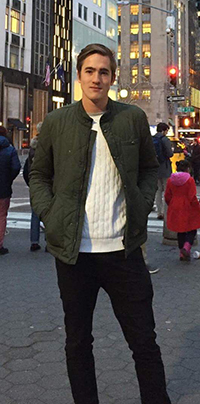 Andreas Calabrese Junior Associate Stockholm, Sweden