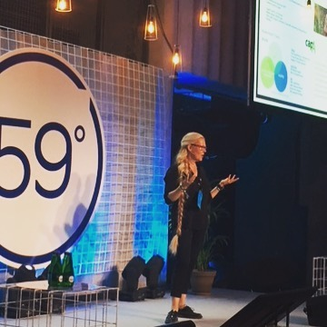 CapA's Anette Nordvall wins 2nd place for CapA in the Reverse Pitch at Latitude59 in Estonia!