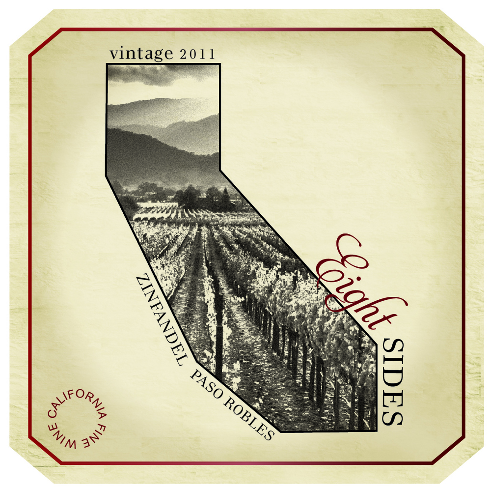 Eight Sides 2011 Zinfandel