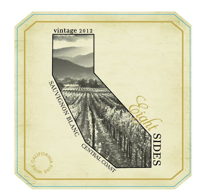 Eight Sides 2012 Sauv Blanc