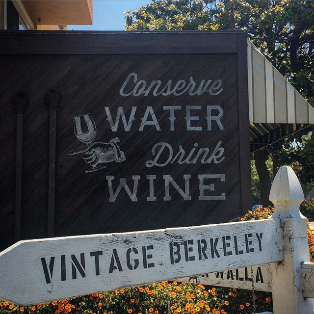 Pinot, Viognier, Zin and SB now available at Vintage Berkeley. The weather here is not so terrible. ☀️ #BestCoastWines