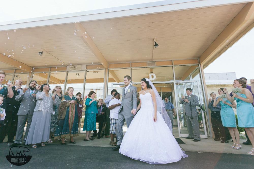 bride-groom-bubble-exit-church