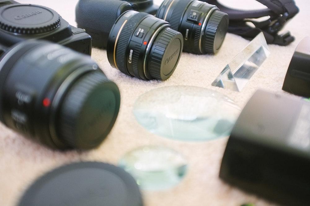 prism-convex-lenses