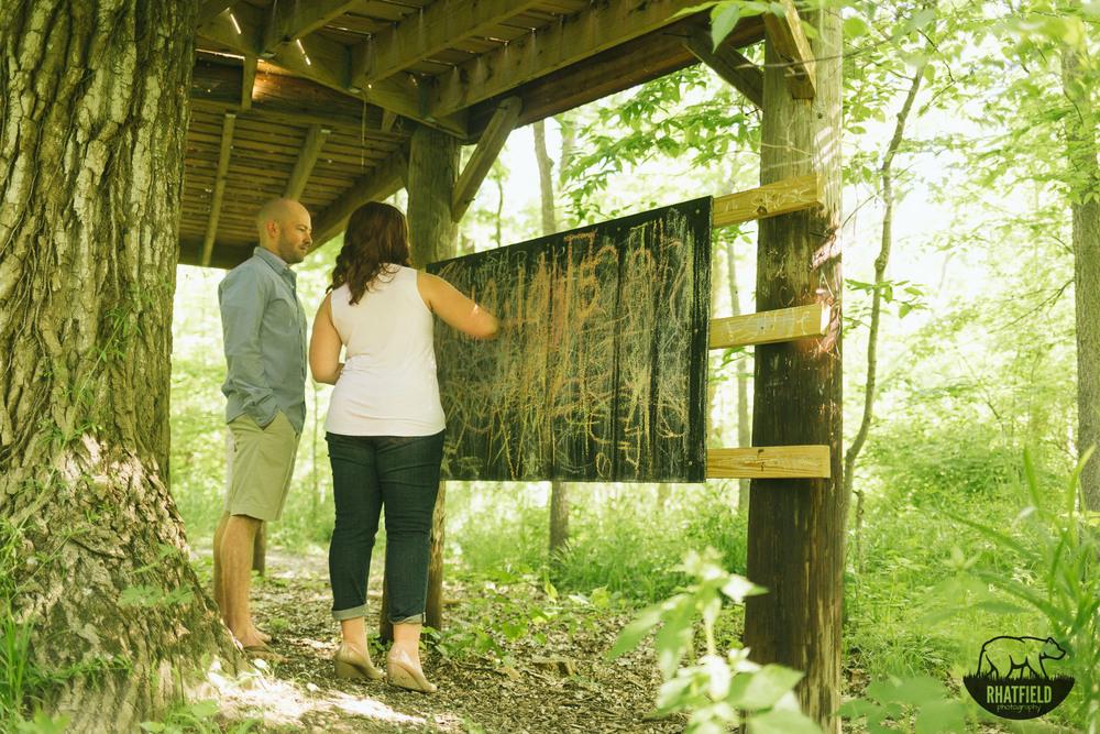 chalk-board-tree-house