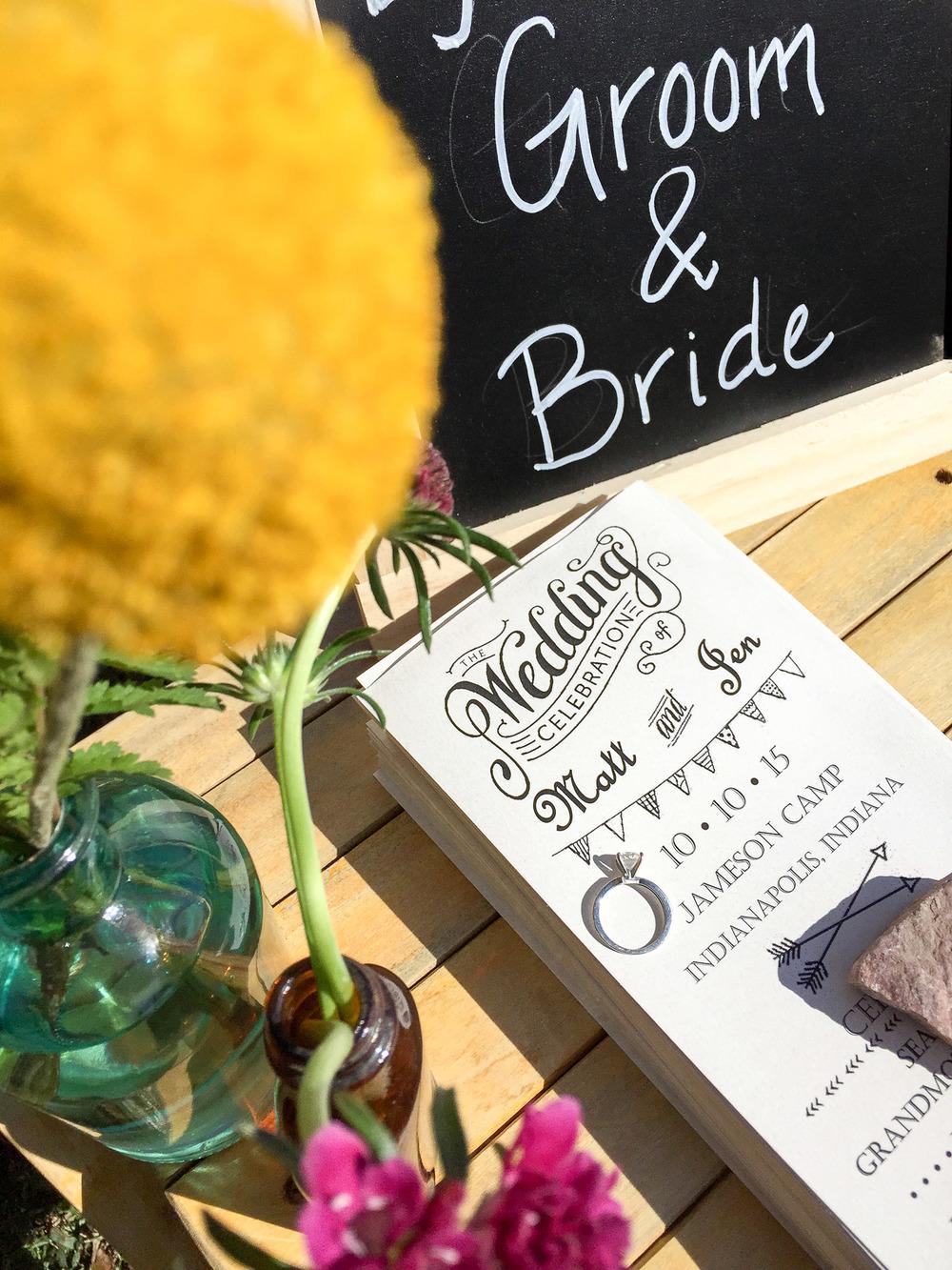 Close-up-wedding-details