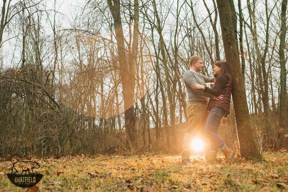 Alyson Robert Adventure Engagements