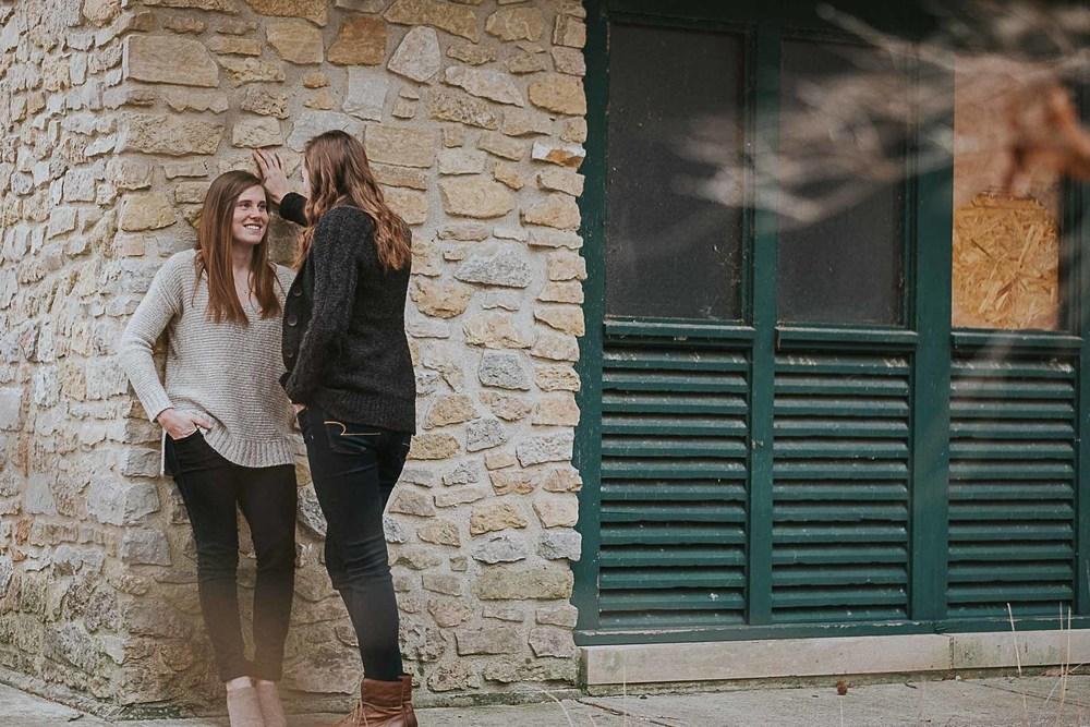 girls-close-intimate-wall