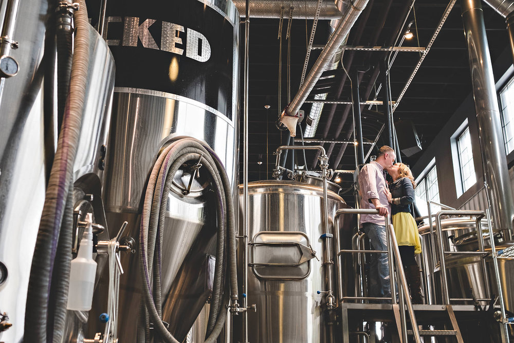 Carmel-indiana-engagement-brew-tanks