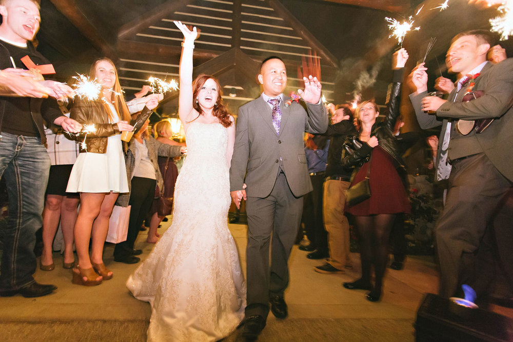 Bryan and Grainne Kao Wedding