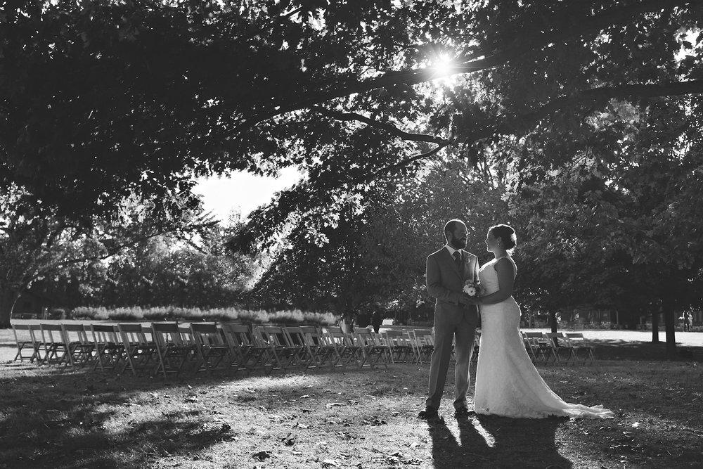Matt and Jen Korinkie WeddingJameson CampIndianapolis Indiana