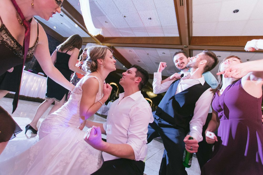 Trent and Jessica Heldt WeddingHighland Indiana