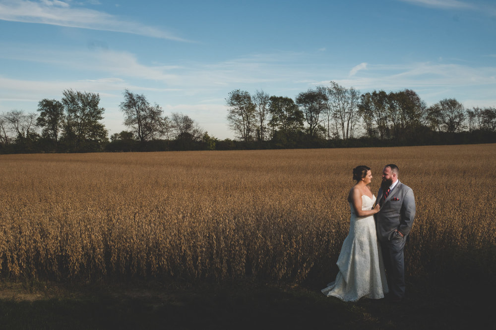 Chris and Jessy The Lodge at River Valley Farm Wedding Yorktown IN - www.RHatfieldPhotography.com
