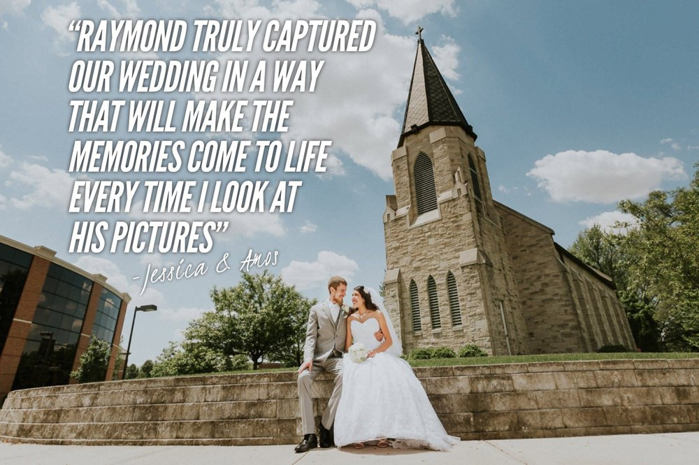couple sitting together in front of beautiful church.jpg