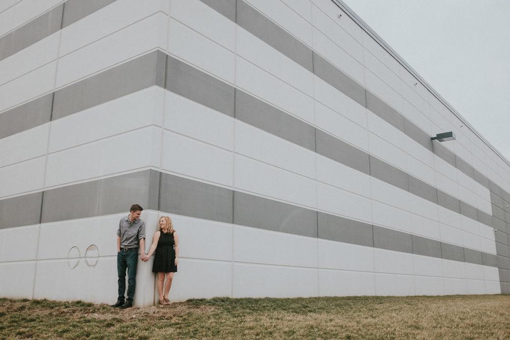 Speedway building architecture