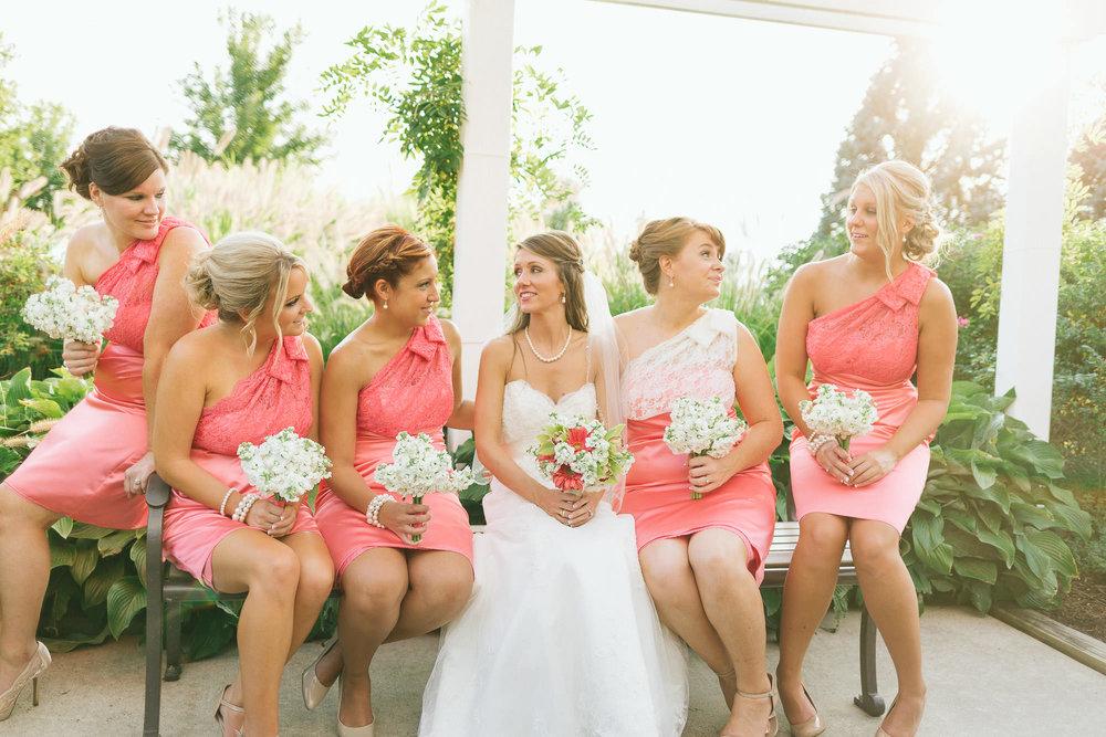 Scott Terese DeBoer WeddingMunster Indiana