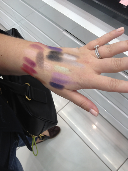 Even more swatches