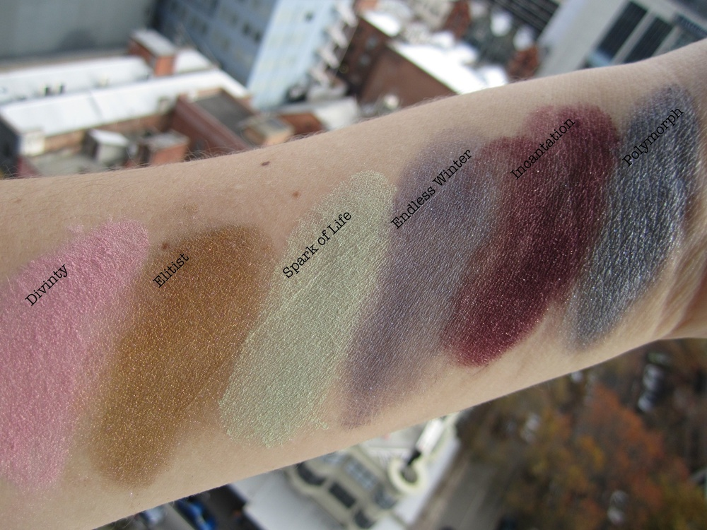 Swatches - take two