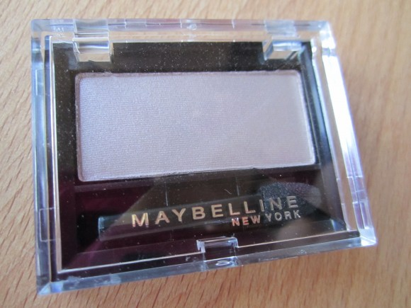 Maybelline's Silken Taupe