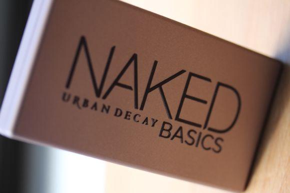 Urban Decay's Naked Basics