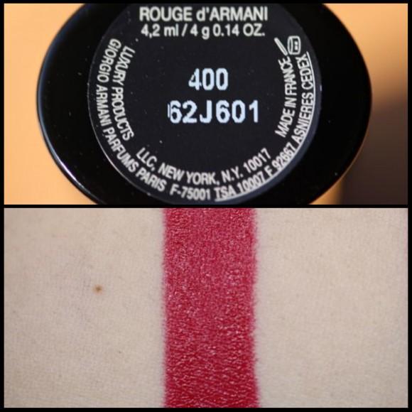 Armani 400 Swatch