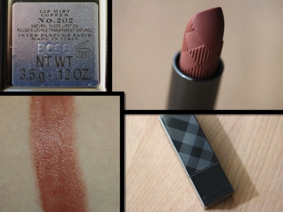 Lip Mist Copper No. 202