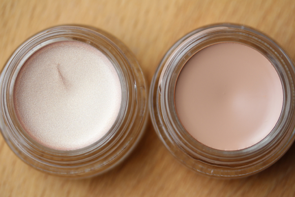 MAC's Bare Study (left) and Painterly (right)