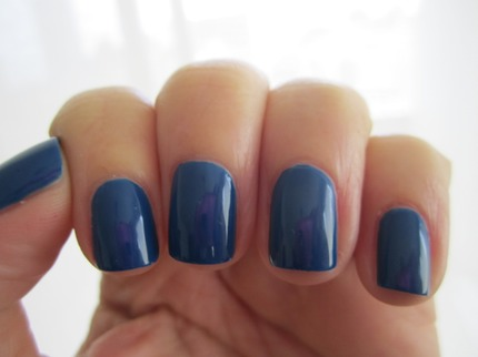 Butter London's Blagger - weekly nail review