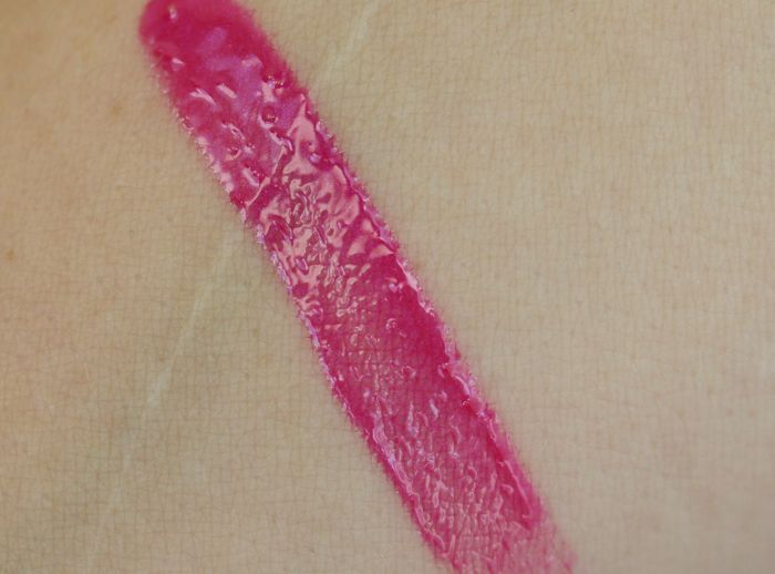 Swatch of Pink Sweet Pea