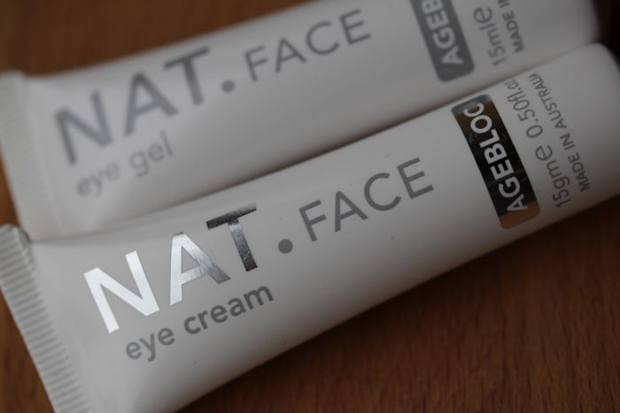 NAT.Face Eye Gel for nighttime