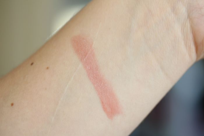 Swatch of MAC's Patisserie