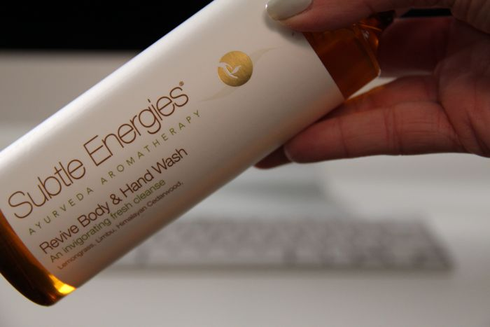 Subtle Energies Revive Body & Hand Wash