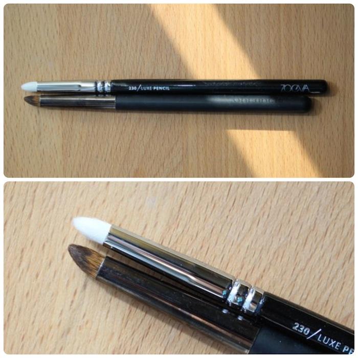 Luxe Pencil vs. Burberry No. 10