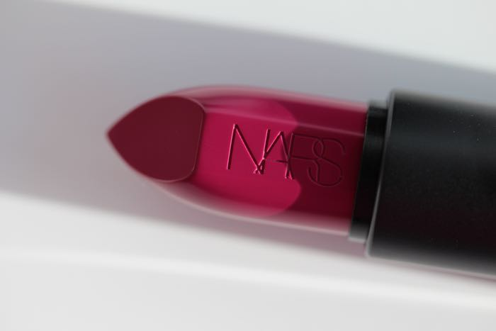 NARS Audacious Lipstick in Fanny