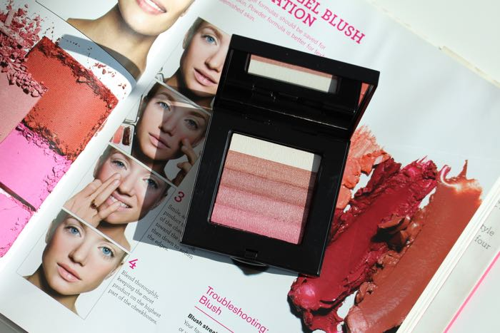 Bobbi Brown's Rose Shimmer Brick