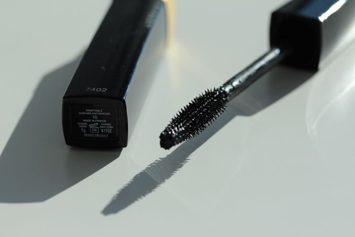 Chanel's Inimitable Waterproof Mascara in Noir