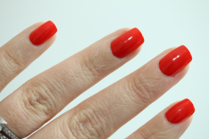 Nails Inc Judo Red Victoria Beckham