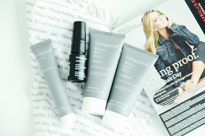 Living Proof's Perfect Hair Day set