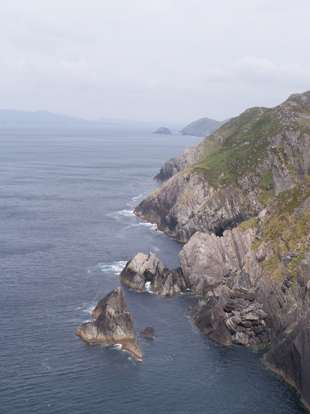 Ireland really is quite majestic. The coast has so many incredible views.