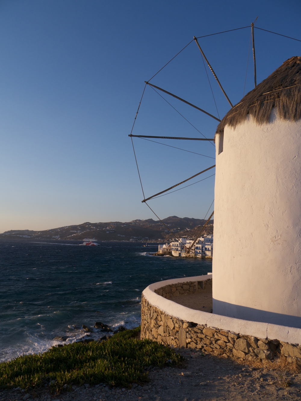 Obligatory windmill shot.