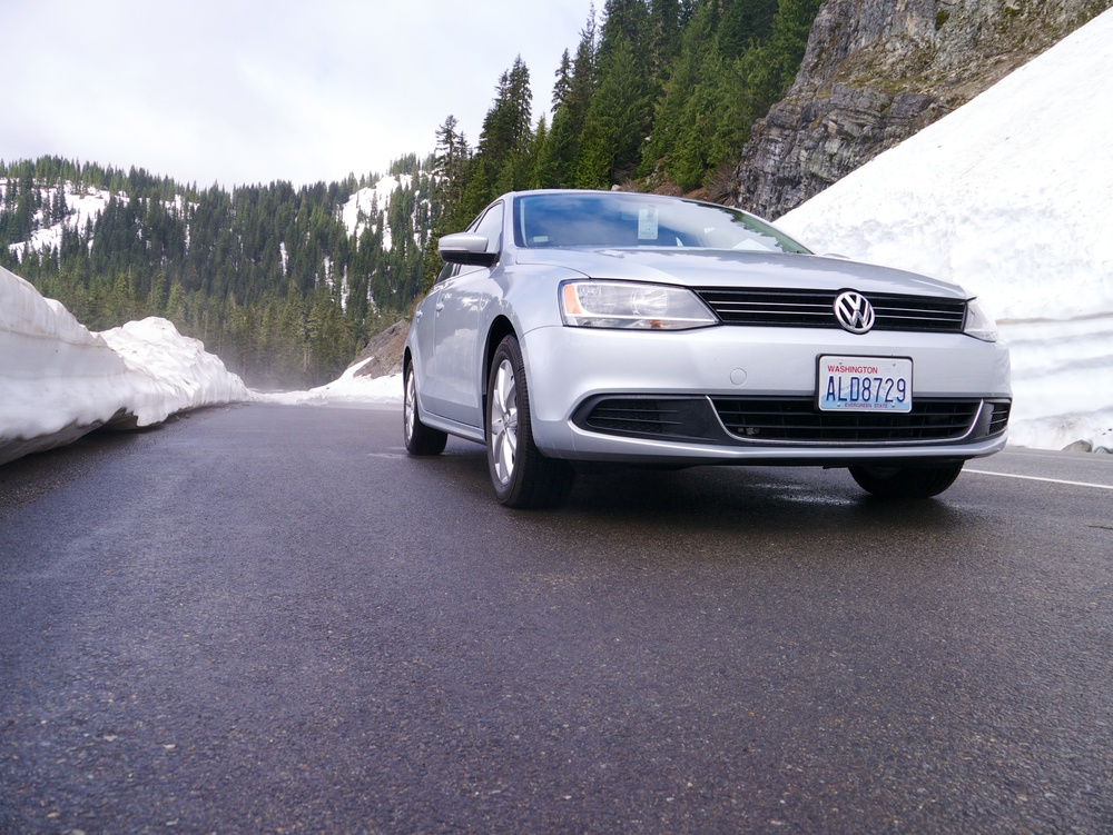 Rented a 2013 Jetta for the weekend. It was a blast to drive.