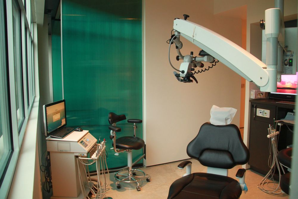 State-Of-The-Art Treatment Room