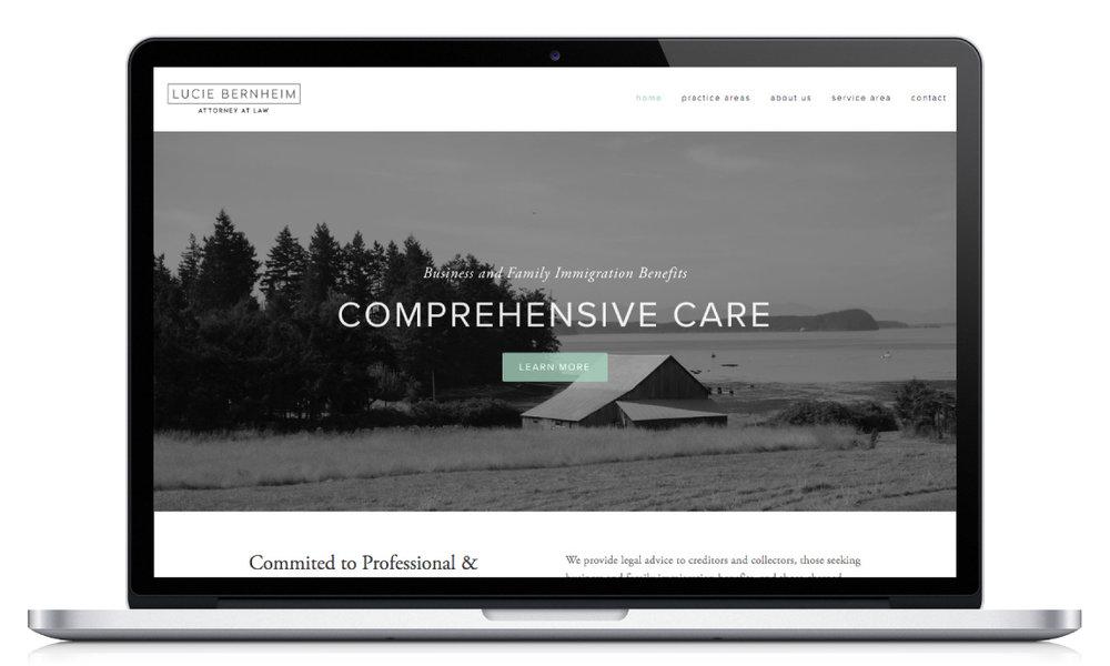 Web Design Seattle Lawyer