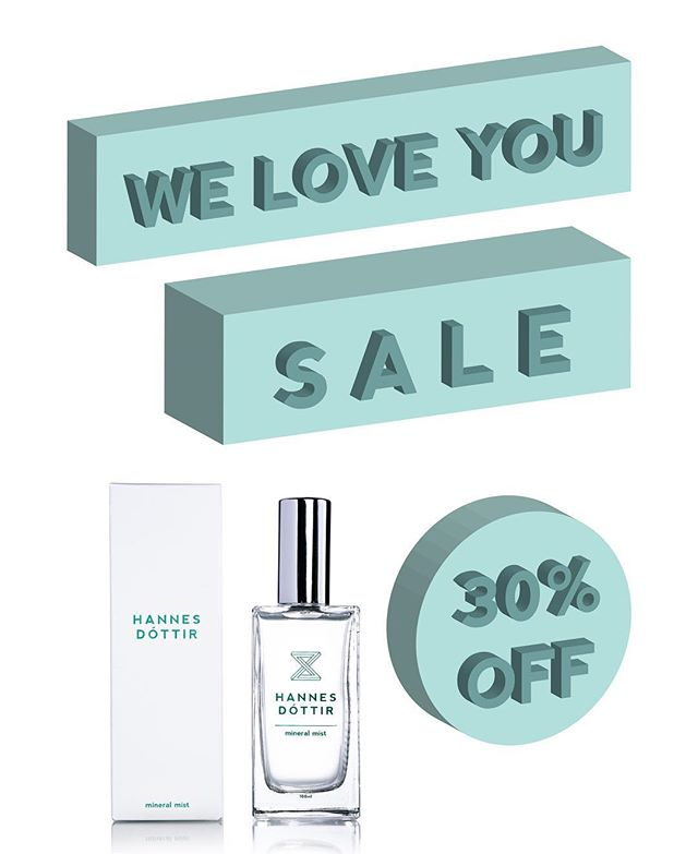 Use code LOVEYA 😘😘😘 #skincare #sale #love #skincaresale #nontoxic #naturalbeauty #kelp #iceland