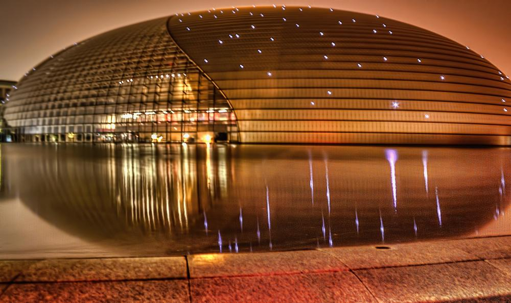NACIONAL ART AND PERFORMANCE CENTER BEIJING